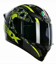 AGV K1 Flavum 46 VR46 Full Face Sports Motorbike Motorcycle Helmet size Large