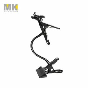 Magic Clamp Clip Flex Arm for Reflector Photo Studio Light Stand Photography
