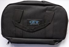 Zero Tolerance Knife Storage Bag Travel Case ZT997 18 Padded Pockets - ZT Dealer