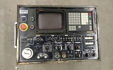 Fanuc A02B-0076-C121 CRT Monitor Matsuura CNC Operator Interface