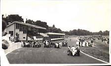 Crystal Palace Motor Racing. 1936 London Grand Prix. First Heat.