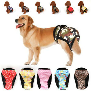 Safety Pants Physiological Anti-harassment Menstrual Underwear For Female Dog