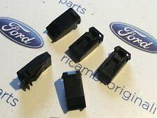 Ford Sierra MK1 XR4x4/Ghia/2.0is New Genuine Ford bumper moulding clips x5