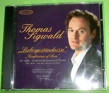 Thomas Sigwald: Liebesgeständnisse - Confessions of Love (CD)