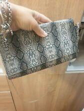 Zara bolso print serpiente nuevo Blogger chic Tasche borsa bag sac väska Boho