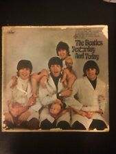 Beatles- Butcher Cover (3rd state) -LP-Yesterday and Today - peeled- Mono