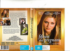 Fifteen And Pregnant-1997-Kirsten Dunst- Movie-DVD