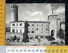36105] ANCONA - CERRETO D'ESI - PALAZZO COMUNALE _ 1963