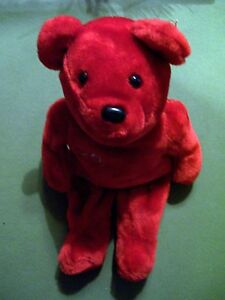 15 inch McGwire #25 Red Stuff Bear by Salvino's Big Bammers