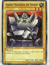 Yu-Gi-Oh - 3x Giant Soldier of stone-ysyr Starter Deck Yugi Reloaded Engl