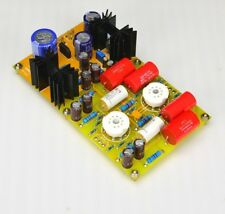 PRT06A 12AX7+12AT7 Tube preamplifier board Base on MATISSE circuit [159A]