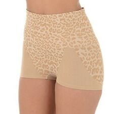 Animal Print Control Shorts for Waist Control Tummy Tuck, Bum Lift
