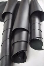 Leather Hide, COW HIDE UPPER, 1.8-2mm BLACK, 8-12Sqft  Smooth finish. Grade AA