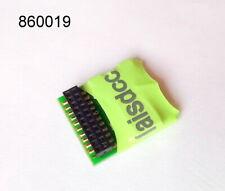 Decodeur 21MTC decoder 21 poles DCC moteur+6 fonc decoder digital LaisDcc 860019