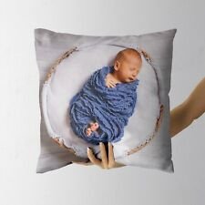 Personalised Photo Cushion Theme Gift Ideas | Pillow Case Cover & Insert