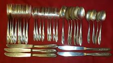 WM Rogers by Oneida Silver Plate 31 Pieces  #O20CTSNSS806