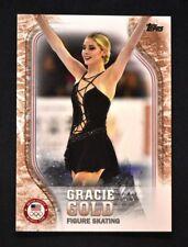 2018 Topps US Winter Olympics Bronze #USA-14 Gracie Gold