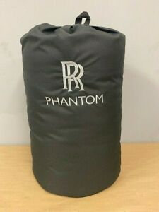 Brand New OEM ROLLS-ROYCE Phantom Indoor Black Car Cover Part # 82158499721