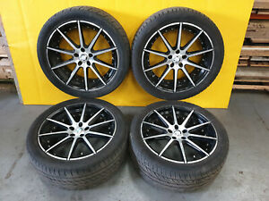 BMW E70 X5 3.0 sd 06-2011 AFTERMARKET ALLOY WHEELS AND FREE TYRES SET 275/40 R20