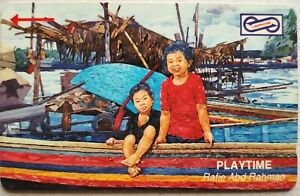Malaysia Used Uniphone Phone Card : Playtime