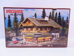 Lot 27370 Vollmer N 7744 Radl Bauer's Bike Shop Kit New Original Packaging