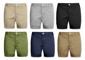 Mens Casual Chino Shorts