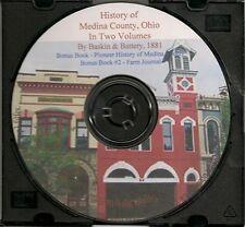 Medina County Ohio History + Bonus
