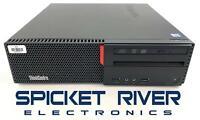 Lenovo ThinkCentre M700 Quad Core i5-6500 3.2GHz 2TB HDD 8GB RAM Win10Pro #54814