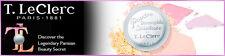 T LECLERC SANS PARABENS POUDRE LIBRE DERMOPHILE 25g CHAIR ROSE VAL 30 EUROS