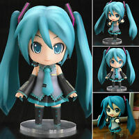 Anime Cartoon Vocalold Sakura Hatsune Miku Action Figma Figure Figurine Toys New