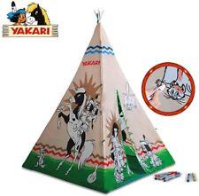 Knorrtoys 86560 Yakari Spielzelt zum Anmalen