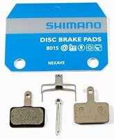 Shimano MTB Disc Brake Pads B01S Resin BR-M525 M495 M475 M465 M416 M446 M415