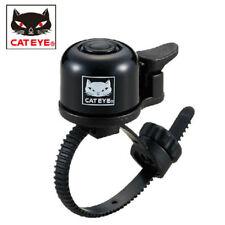 CATEYE Bicycle Handlebar MTB Loud Speaker Roud Bike Bell Ring Safety Alarm Black