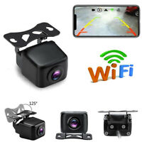 Wireless WiFi Car Back Camera Reverse Parking DVR Dash Cam Recorder Dashcam NT