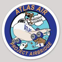 US Navy Atlas Air Project Airbridge Sticker
