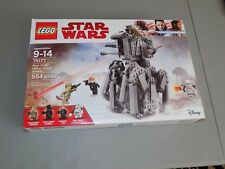 Lego Star Wars 75177 First Order Heavy Scout Walker, new in box (Bn 118)