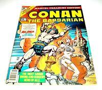 """Marvel Treasury Edition #15: Conan The Barbarian TREASURY-SIZE 10"""" x 13"""" 1977"""