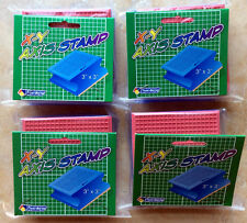 Stamps, X - Y Axis, Set of 4, Learning Resources 39174