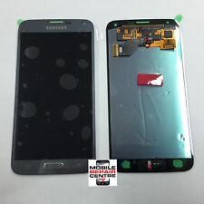 Genuine Samsung s5 NEO g903f Galaxy TOUCHSCREEN LCD 100% ORIGINALE ARGENTO