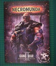 Necromunda Underhive Gang War 2 Spielerweiterung Deutsch 10772
