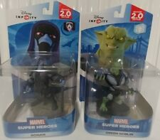 DISNEY INFINITY 2.0 MARVEL FIGURES RONAN & GREEN GOBLIN FREE SHIPPING IN A BOX