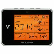 Voice Caddie SC300 Golf Portable Launch Monitor - Black