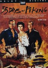 55 Days At Peking (1963) Charlton Heston DVD *NEW