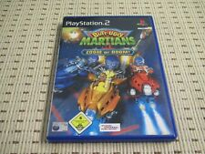 Butt-Ugly Martians zoom or Doom para PlayStation 2 ps2 PS 2 * embalaje original *