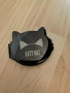 "Katy Perry ""katy cat"" cover girl pocket compact mirror RARE NEW in BOX"