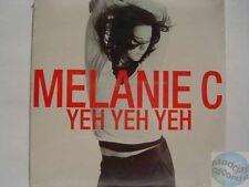 MELANIE C YEH YEH YEH CD PROMO card sleeve SPICE GIRLS new neuf neu