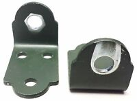 Jeep Willys MB Ford GPW Military Rear View Mirror Mounting Bracket G503