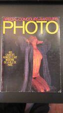 Magazine PHOTO Numéro 159 Décembre 1980 Spécial concours amateurs