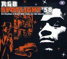R&B Spotlight '58 2-CD NEW SEALED Sam Cooke/Chuck Berry/Platters/Fats Domino+