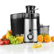 Automatic Electric Home Fruit Juicer Juice Extractor No More Peeling Whole Fruit
